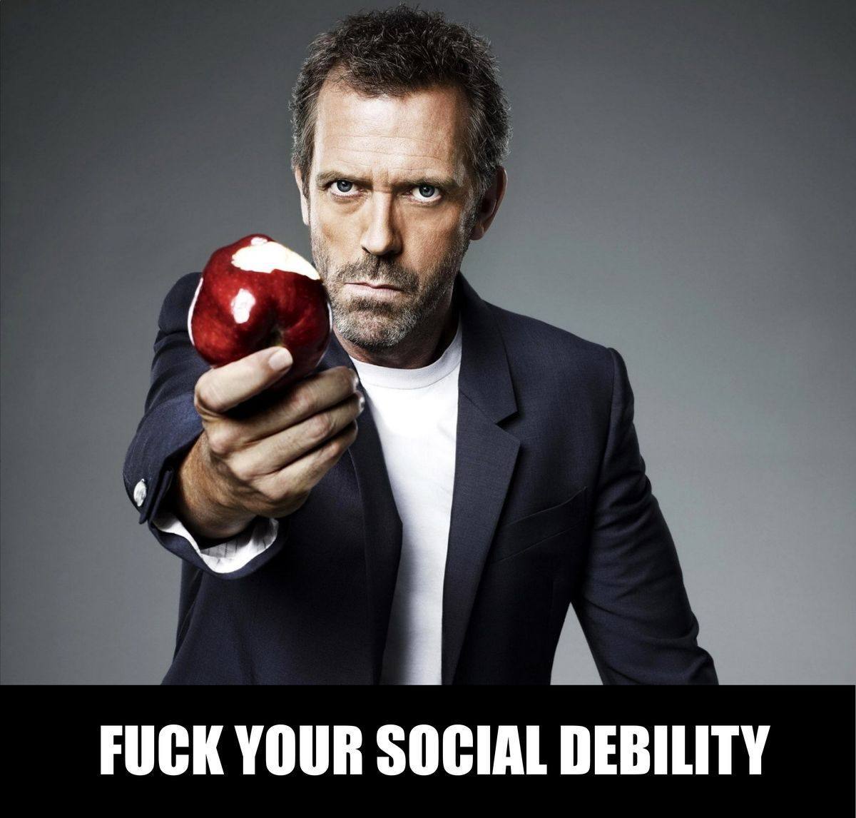 <h1>THINKING IN STYLE: Dr. House</h1>