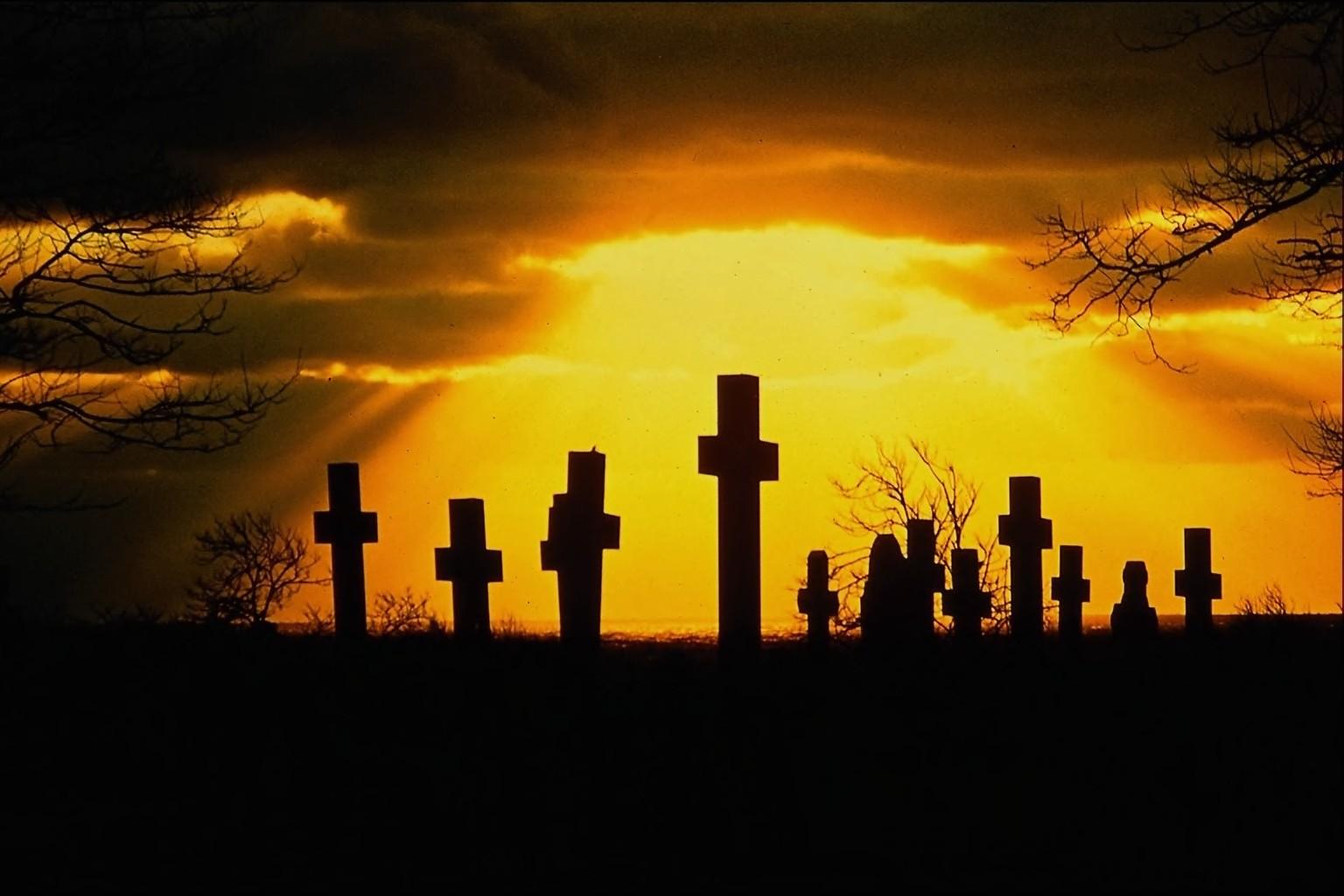 <h1>Кладбище - лучшее место, о котором мечтают поисковые роботы</h1>